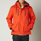 Fox Racing Mens Blood Orange Roosted Sasquatch Jacket 2015 Fall Casual