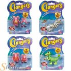 The Clangers 2 Figure Pack Articulated Collectible Toy Action Figures BRAND NEW