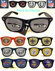 NFL Official Licensed Gameday Shades Sunglasses - Assorted Teams