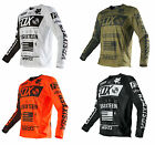 Fox Racing Mens Nomad Motocross Dirt Bike Jersey MX ATV 2016