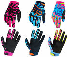 Fox Racing Womens & Youth Dirtpaw Motocross Dirt Bike Gloves MX ATV 2016
