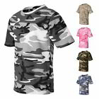Code V Youth Camouflage Boys & Girls T Shirts 2206