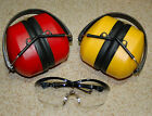 INDUSTRIAL EAR MUFFS PROTECTION SHOOTING RANGE EARMUFFS Free safety glasses