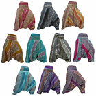 Harem Pants Trousers Hippy Hippie Boho Genie Ali Baba Aladdin India Nepal Ethnic
