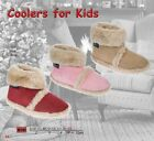 GIRLS BOOTIE SLIPPERS  ANKLE SLIPPERS   ANKLE BOOT SLIPPERS COOLERS