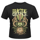 Suicide Silence 'Time Stealer' T-Shirt - NUOVO E ORIGINALE