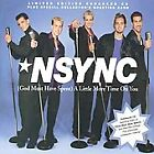 NSYNC God Must Have Spent a Little More Time on You [Single] - FREE SHIPPING!
