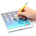 2in1 Crystal Ultra-soft Writing Stylus Touch Screen Pen For Phone Tablet trendyF