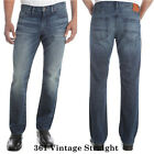 """Lucky Brand,Men's Jeans.361 VINTAGE STRAIGHT.Classic Fit,Straight Leg,Inseam 32"""""""