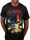 Official Slash R Amp FNR T-Shirt World On Fire Made In Stoke Apocalyptic Love