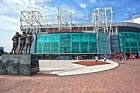 Old Trafford Manchester United Football Stadium Canvas Picture Wall Art