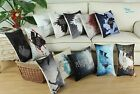 Polyester Cushions Cover Pillow Shell A Game of Thrones Houses Stark Winter 45cm