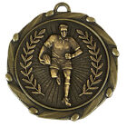"""""""Rugby Medals AM998.12 with Ribbon - Engraved FREE your message - Free P+P"""""""