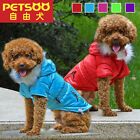 PETSOO Fashion zipper design Adjustable button Winter Dog Clothes XS-XXL 6 size