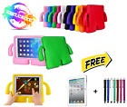 3D Kids Cute Shockproof EVA Foam Stand Cover Case For Apple iPad 2, 3, 4