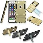 Shockproof Rugged Hybrid Rubber Hard Armor Case Cover for iPhone 6S/6 Plus