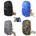 Travel Camping Rucksack Rain Poncho Dry Cover Bag Backpack Dust Waterproof Cover