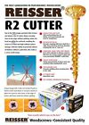 REISSER  CUTTER SCREWS WOOD SCREWS ALL SIZES ALL NEW QUALITY