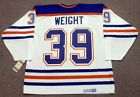 DOUG WEIGHT Edmonton Oilers 1995 CCM Vintage Throwback Home NHL Hockey Jersey