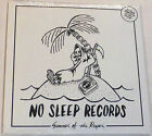 NO SLEEP RECORDS ~NEW/SEALED~PROMO CD ~Summer of the Reaper~ ANAKIN+ KOJI+ GHOST