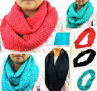 New Women Chic Warm Soft Infinity Loop Scarf Fall/Winter/Spring Daily Wear-#228