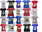 LADIES WOMENS GIRLS BANANA NOVELTY PRINT CHRISTMAS XMAS VINTAGERETRO TOP T SHIRT