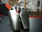 Fat Bob Tanks 3 1/2 gal with Screw Style Bungs Fits Harley Custom CycleHaven