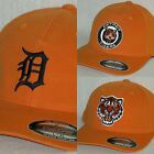 "Detroit Tigers ""FLEX FIT"" CAP ✨HAT ✨CLASSIC MLB PATCH/LOGO ✨S/M ~3 STYLE ✨NEW on Ebay"