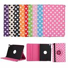 360 Rotating Magnetic PU Leather Case Smart Cover Stand For APPLE iPad Mini 4