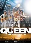 Queen - We Will Rock You (DVD, 2001, DTS Surround; Dolby Digital 5.1)