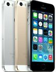 "Apple iPhone 5S - 16 32 64GB GSM ""Factory Unlocked"" Smartphone Gold Gray Silver-"