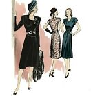 Butterick 5281 Retro '46 40s Dress NEW Retro Sewing Pattern B5281