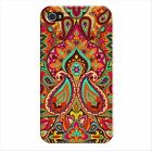 2016 New Fashion Multi Color Pattern Hard PC Plastic Phone Case Cover For iphone