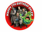 Ghostbusters Party Cake Decoration icing sheet Birthday Party Cake