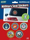 WMI Designs (10015) Military Seal Stickers Kit (5)