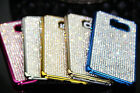 Bling Crystal Case with Austria Diamond Cover For Samsung Galaxy S6 Edge Plus
