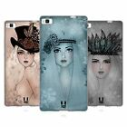 HEAD CASE DESIGNS FANCY HATS AND BANDS SOFT GEL CASE FOR HUAWEI PHONES