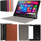 PU Leather Flip Case Cover For 8 inch Lenovo Yoga Tab 3  850F YT3-850F+Protector