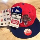 1995 pro player double hatter reversible NHL florida panthers cap / hat NWT