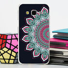 Retro Painted Pattern Hard Back Case Cover For  Samsung Galaxy S6 S4 S2 S5 mini