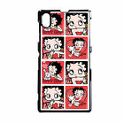 NEW BETTY BOOP 165 PHONE CASE FITS SONY XPERIA Z Z1 Z2 Z3 & COMPACT TOP QUALITY. £5.99 GBP on eBay