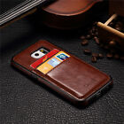 New Leather Wallet Card Back Case Cover For Samsung Galaxy S6 Edge Plus Note 5