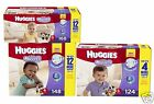 Huggies Little Movers Disposable Baby Diapers Size 3, 4 and 5  BRAND NEW!