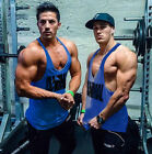 Animal Vest Men's Singlets Bodybuilding Tank Tops Fitness Bodybuilding Stringers