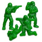 Albanese Gummi Green Army Guys - Large 5 Lb Bag! - Free Expedited Shipping