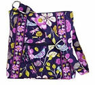 NWT VERA BRADLEY HIPSTER CROSSBODY IN RETIRED PATTERNS -CANTERBERRY FREE SHIP