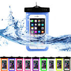 Waterproof Underwater Case Cover Bag Dry Pouch for iPhone Samsung Galaxy Phone