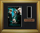 HARRY POTTER AND THE ORDER OF THE PHOENIX    FRAMED MOVIE FILMCELLS