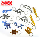Various Funny Animal Portable Bottle Opener Keyring Keychain Outdoor Tool