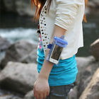 Waterproof Phone Protect Cover Pouch Armband Strap Case Underwater Bag Dry Bags